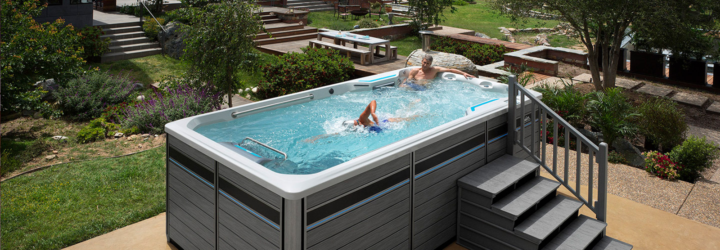 Endless Pool Swim Spas Small Swim Spa Fitness Spas
