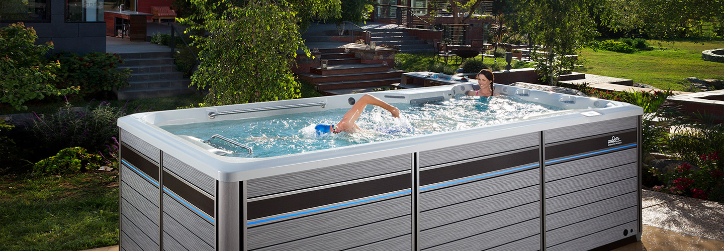 swim spas by endless pools luxury swim spas. Black Bedroom Furniture Sets. Home Design Ideas