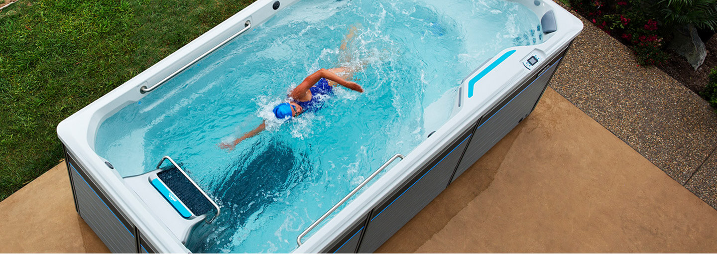 Endless Pools Swimming Machines Swimming Pools Indoor Exercise Pool