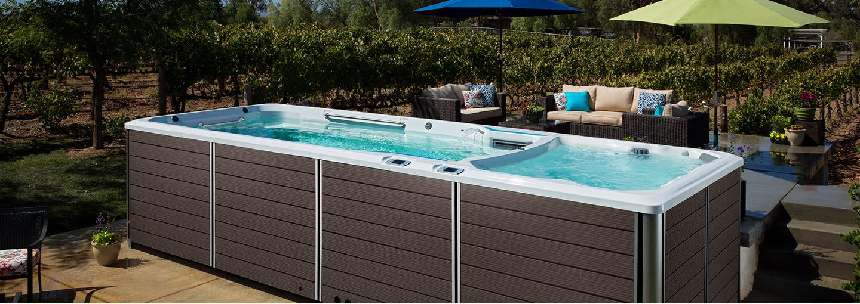 Swim Spas By Endless Pools Luxury Swim Spas