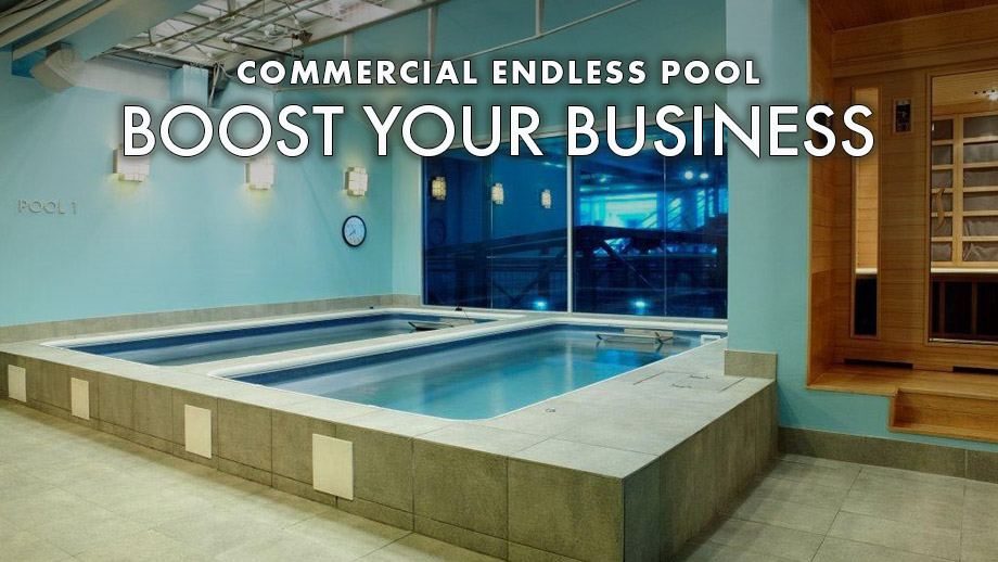 With A Commercial Endless Pool You Determine The Aesthetic Custom Copings And Sidings Supplement Standard Options That We Offer
