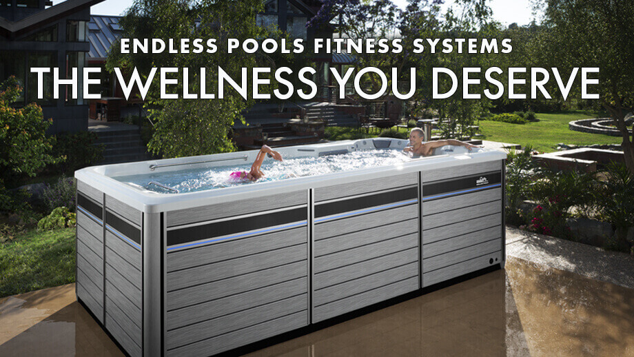 Get Started Building Your E500 Endless Pools Fitness System.