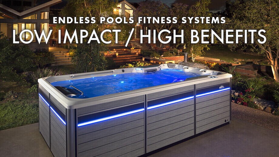 Swim Spas By Endless Pools Luxury Swim Spas