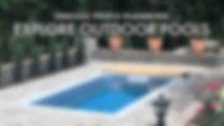 Backyard Pool Small Pools Swimming