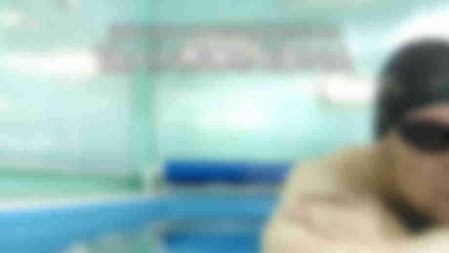 triathlon training, triathlete training, swim training, training pool, swim training pool